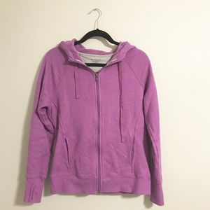 Two Gear Purple Sweatshirt 🌸